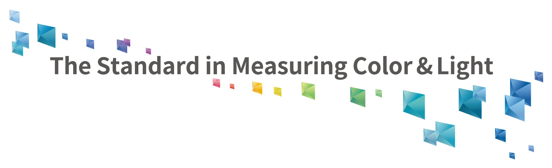 The Standard in Measuring Color Light